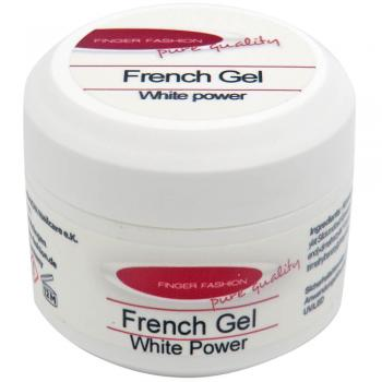 FRENCH GEL White Power 5g