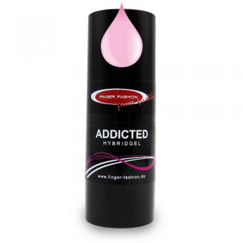 Addicted Hybrid Gel Milky Rose 15 g im Spender