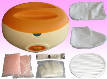 PARAFFIN WACHSBAD  SET