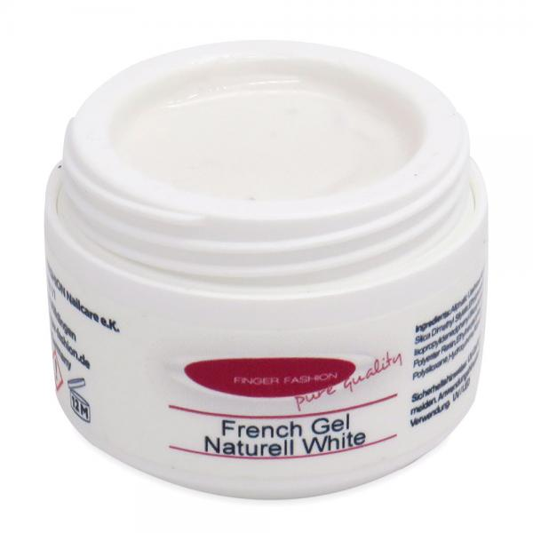 French Gel Naturell White